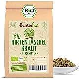 BIO Hirtentäschelkraut getrocknet geschnitten (100g) vom-Achterhof Hirtentäschel-Tee - Shepherds...