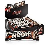 NEOH Low Carb Protein Riegel Schokolade - 1g Zucker / 98 kcal / 31% Protein - Ohne Zuckerzusatz -...